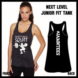 Drop it like a squat Jamn Tees2
